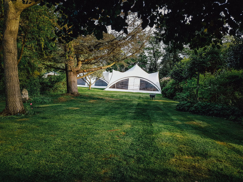 Woodthorpe Hall Trapeze Marquee Hire Yorkshire
