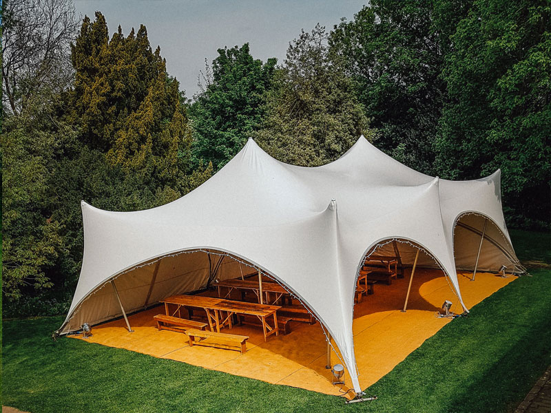 T40 Woodlane Countryside Centre Marquee Hire Yorkshire